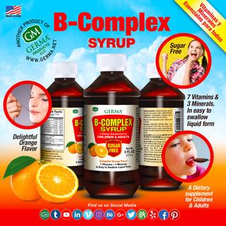 B-Complex - 8oz