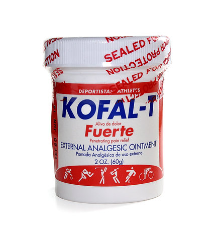 Kofal-T® Analgesic Ointment