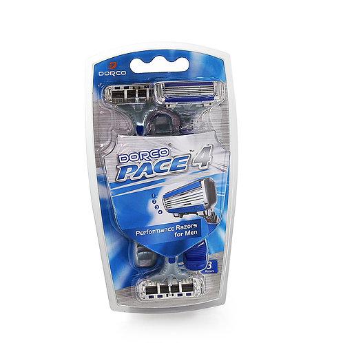 Darco® Pace 4™ Performance Razors