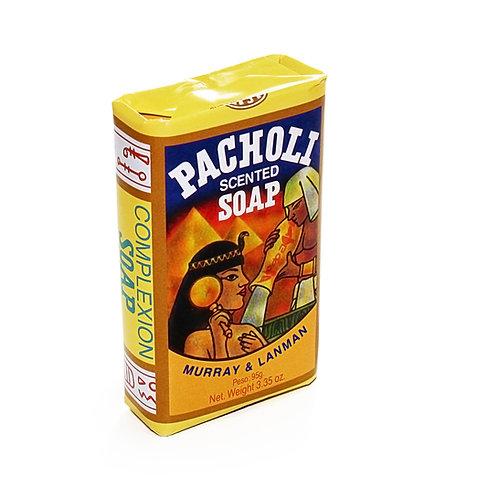 Pacholi Scented Soap