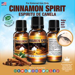 Cinnamon Spirit - 1oz