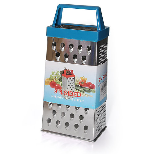 4 Sided Tin Grater