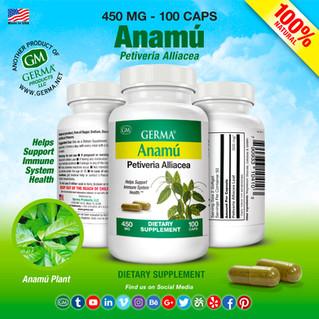 Anamu - 100 caps