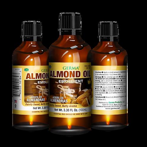 Germa® Almond Oil - 1.7oz and 3.38oz