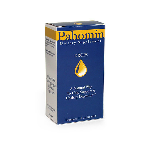 Pahomin Drops Dietary Supplement
