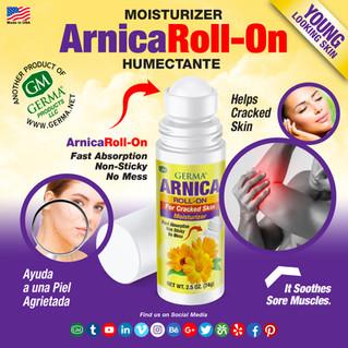 Arnica Roll-On - 2.5oz