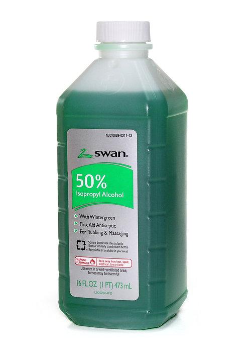 Swan® 50% Isopropyl Alcohol