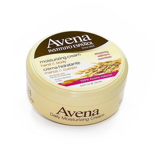 Avena Oat Moisturizing Cream