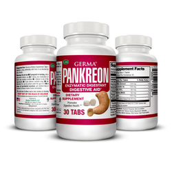 Pankreon Front & Back