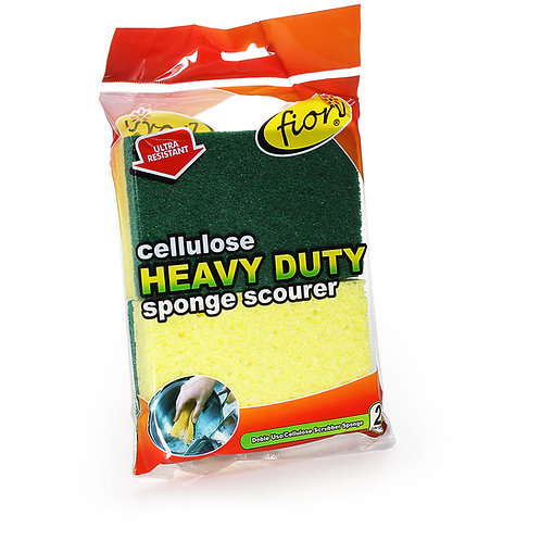 Fiori® Cellulose Heavy Duty Sponge