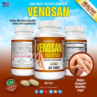 Germa® Venosan - 60 Tabs