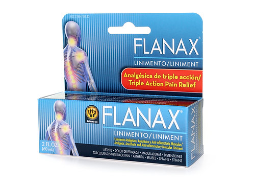 Flanax® Pain Relief Liniment