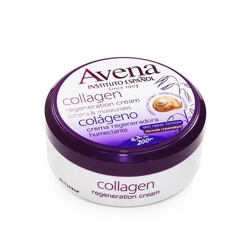 Avena Collagen Regeneration Cream