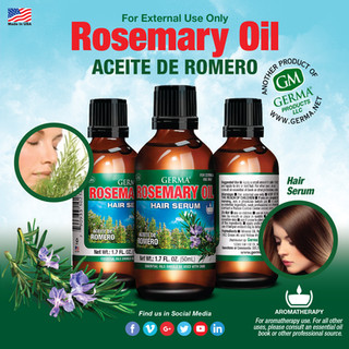 Germa® Rosemary Oil - 1.7oz