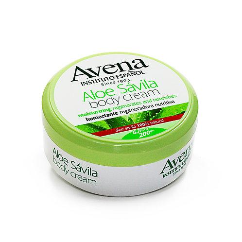 Avena Aloe Vera Body Cream