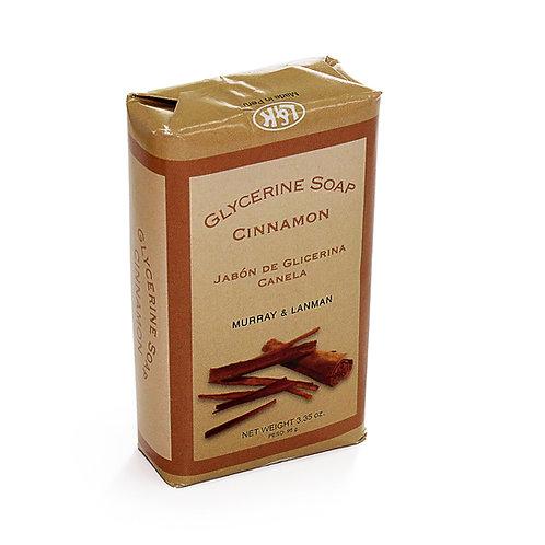 Glycerine Soap Cinnamon