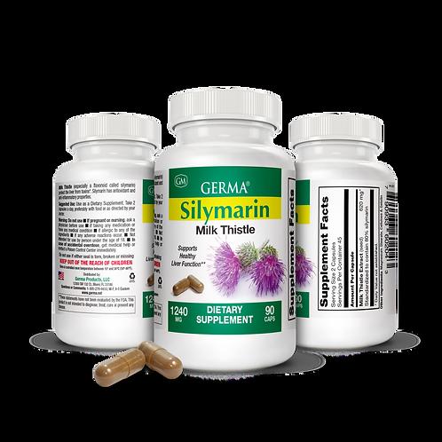 Germa® Silymarin (Milk Thitle)