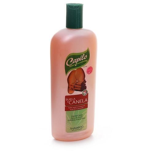 Capilo Suela y Canela Shampoo