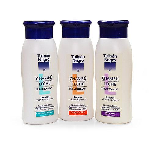 Tulipan Negro® Shampoo with milk protein