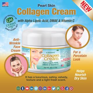 Collagen Cream - 4oz