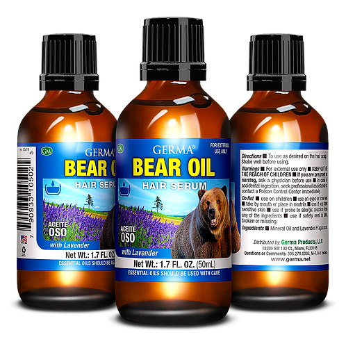 Germa® Bear Oil - 1.7
