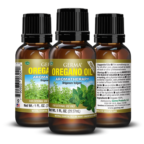 Germa® Oregano Oils - 1oz