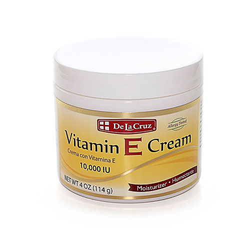 De La Cruz® Vitamin E Cream