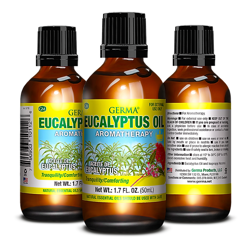 Germa® Eucalyptus Oil - 1.7