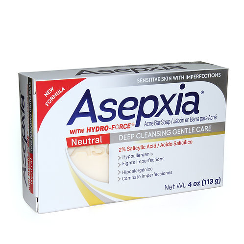 Asepxia Cleansing Bar Soap