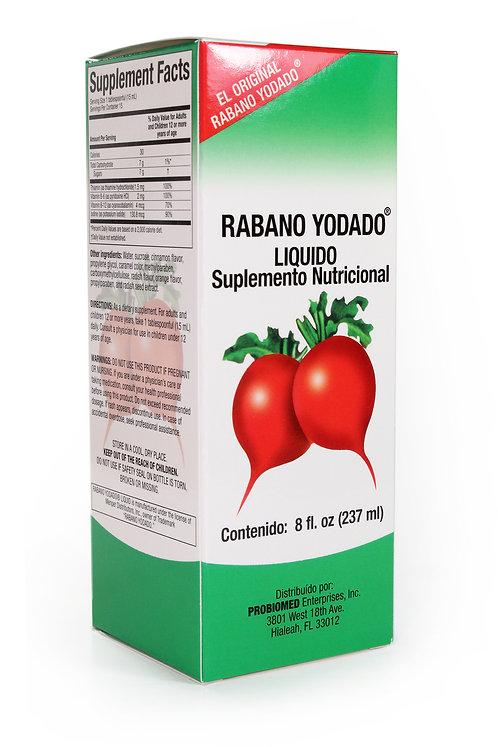 RabanoYodado® Liquido