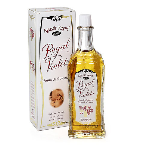 Agustin Reyes Royal Violets