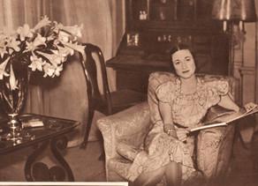 Wallis Simpson at Bryanston Court