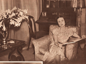 Wallis Simpson at Bryanston Court