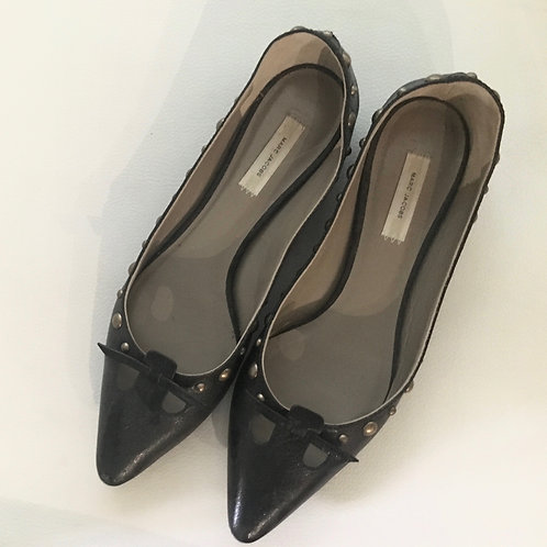 Marc Jacobs Studded Flats 38.5