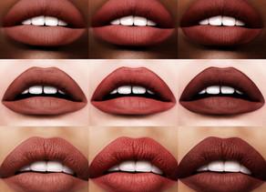 Pat McGrath Lipstick Collection