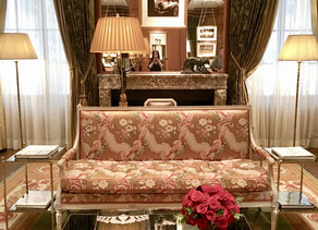 A Peek Into the Cartier Mansion