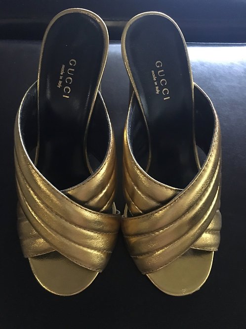 Gucci Webby Heels 38.5