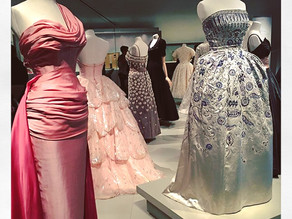 Christian Dior at the ROM