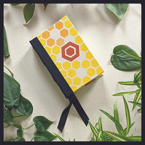 Honeycomb Sketchbook - Long Stitch