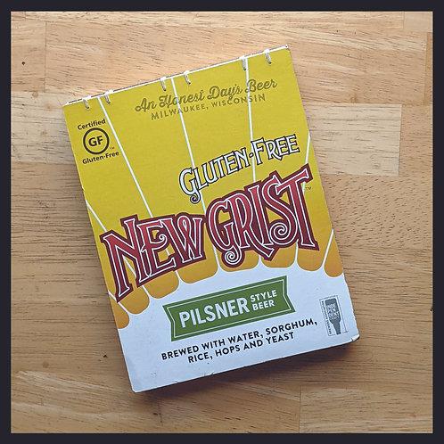 Lakefront's New Grist Beer Book