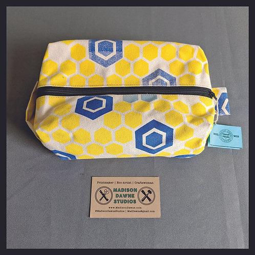 Boxy Bag - Blue
