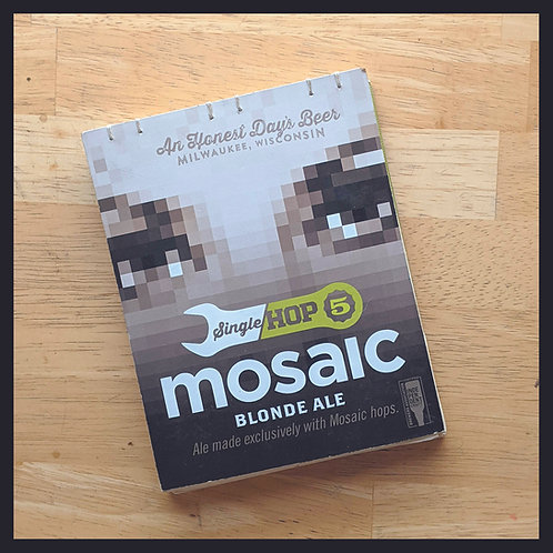 Lakefront's Mosaic Beer Book