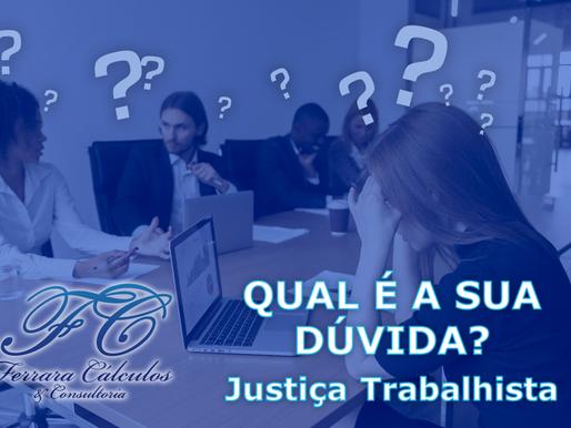 (Números + Justiça) = Descomplicando a Justiça Trabalhista