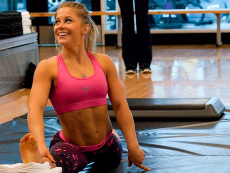 Every Gymnast Should Eat These 5 Foods
