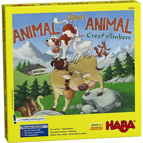 Animal upon Animal - Crest Climbers
