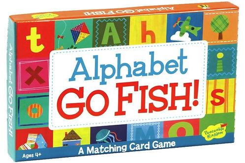 Alphabet Go Fish!