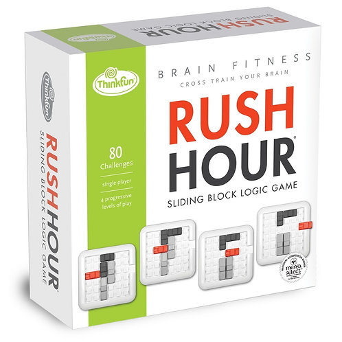 Brain Fitness Rush Hour