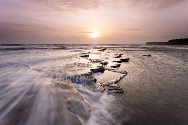 KIMMERIDGE BAY - I