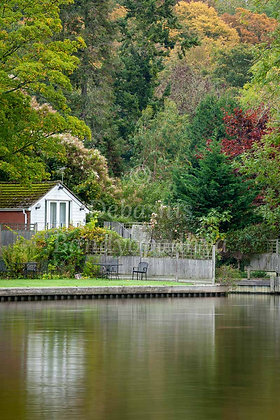 GARDEN BY THE RIVER - II