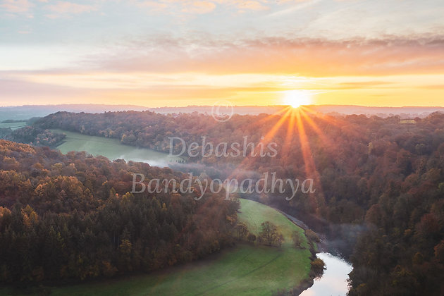 SUNRISE, SYMOND'S YAT